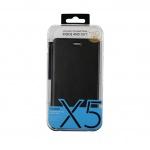 DOOGEE X5 Flip Case Black