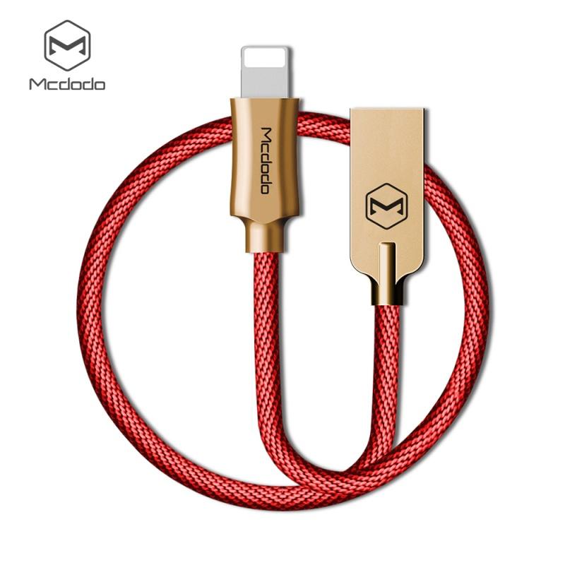Mcdodo datový kabel (1,2 m) červené