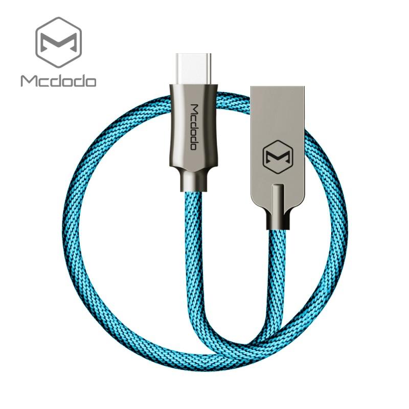 Mcdodo datový kabel typ-C (1 m) modré