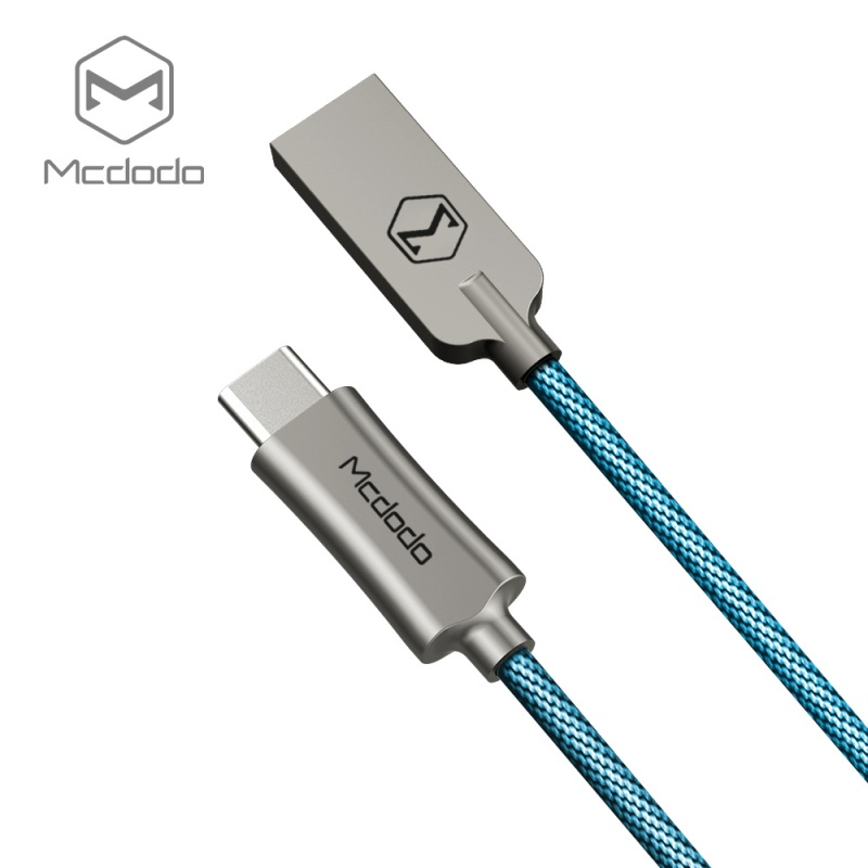 Mcdodo datový kabel typ-C (1,5 m) modré