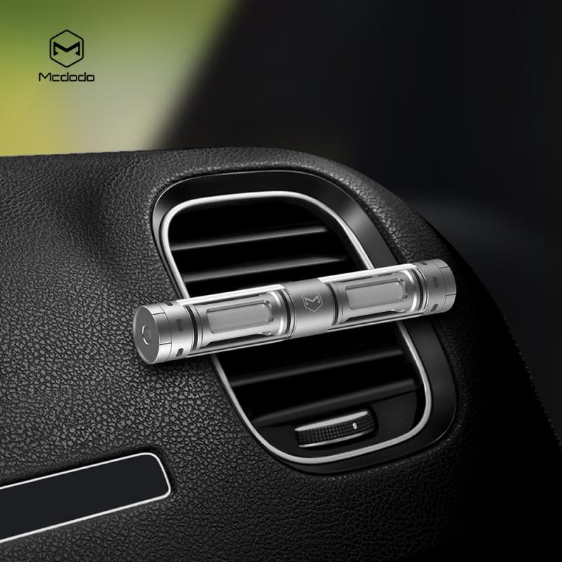 Mcdodo Universal Air Vent Car Aroma stříbrné