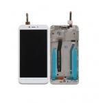 Xiaomi Redmi 4X LCD + Touch + Frame (Assembled) - White (OEM)