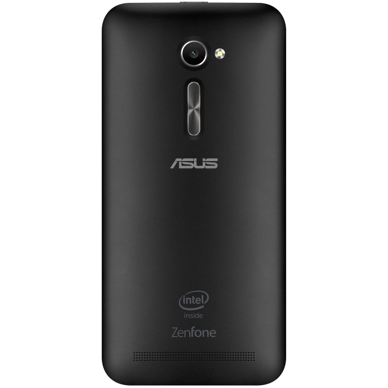 Asus Zenfone 2 Laser (ZE500CL) Back Cover Black