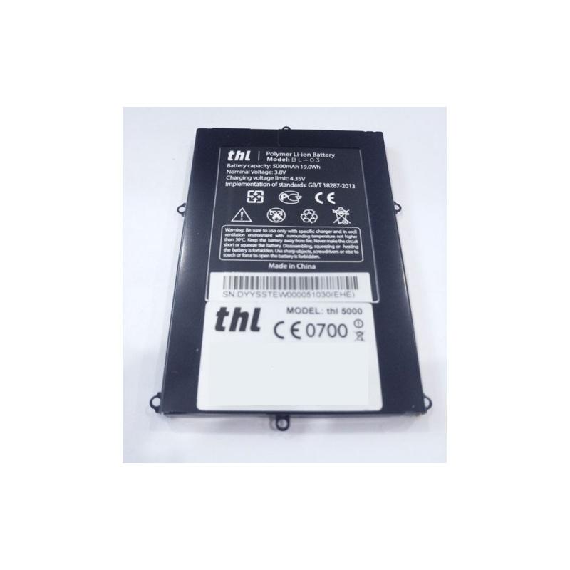 THL 5000T Baterie