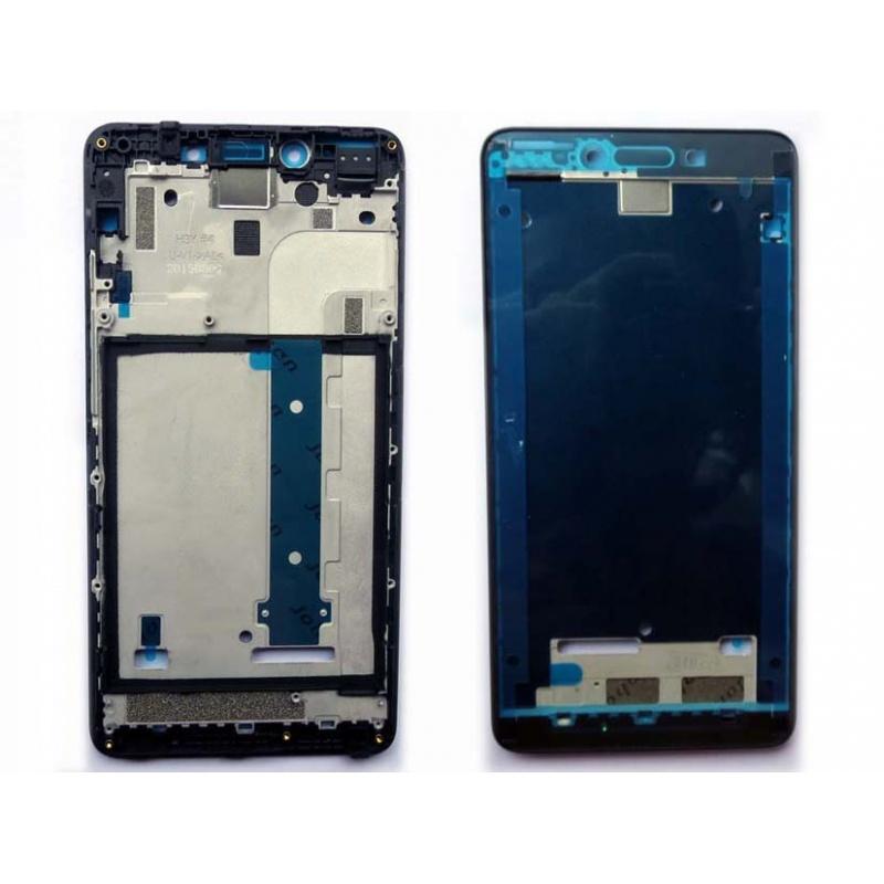 Xiaomi Redmi Note 2 Front Cover Black
