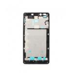 Xiaomi Redmi Note Front Cover Black