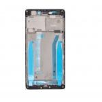 Xiaomi Redmi 3 Front Cover - Black (OEM)