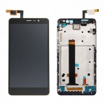 LCD + Touch + Frame (Separated) pro Xiaomi Redmi Note 3 PRO 148mm Black (OEM)