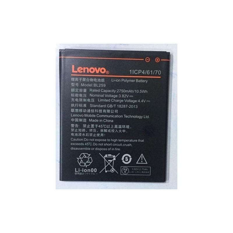 Baterie Lenovo BL259 pro modely K5/ K5 Plus
