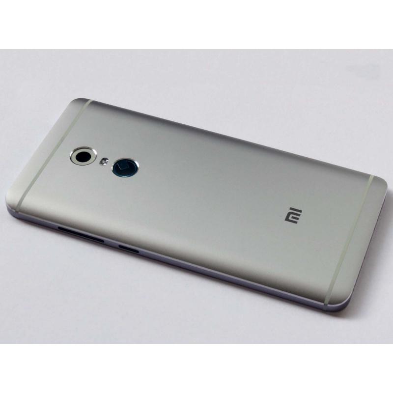 Xiaomi Redmi Note 4 zadní kryt baterie  Assy stříbrné šedý