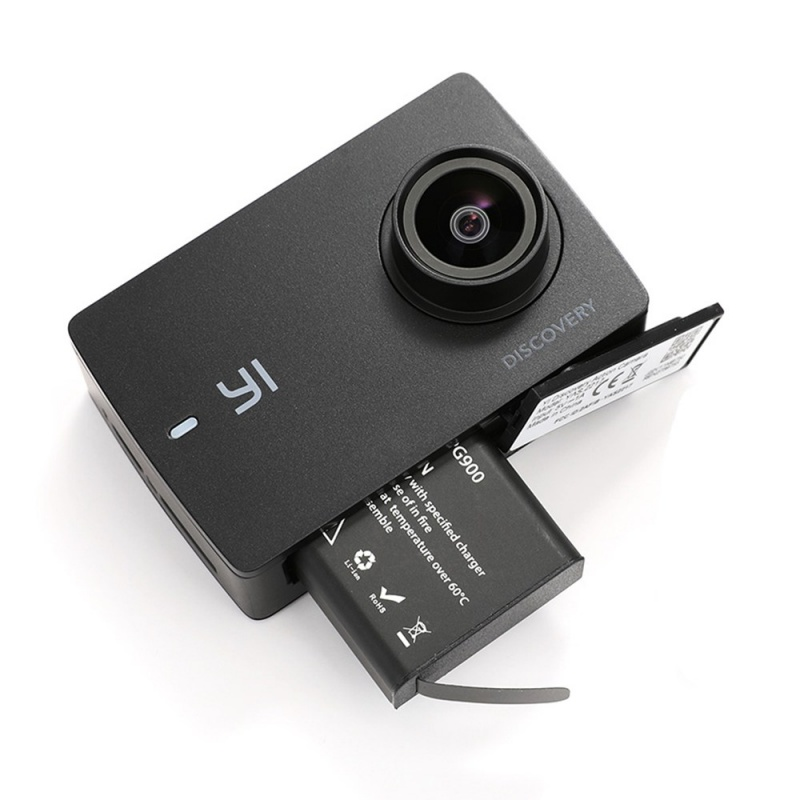 Yi Discovery Action Camera Black