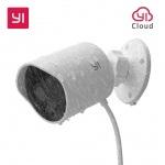YI 1080P Outdoor Camera White