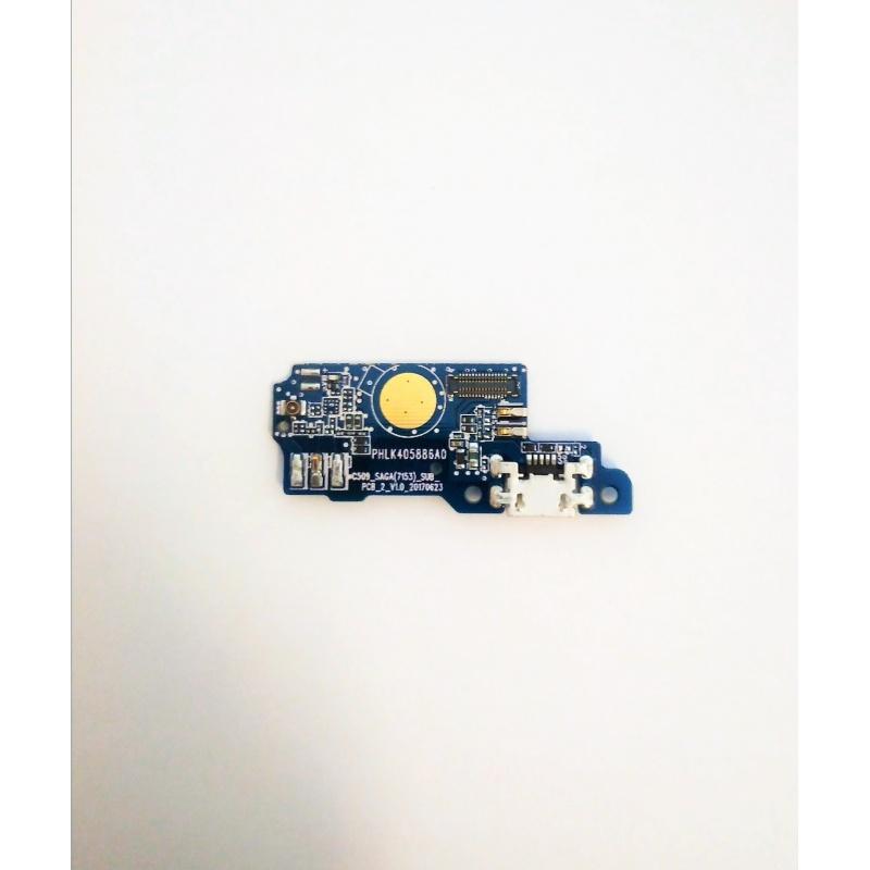 Cubot X18 Small USB Charging Board