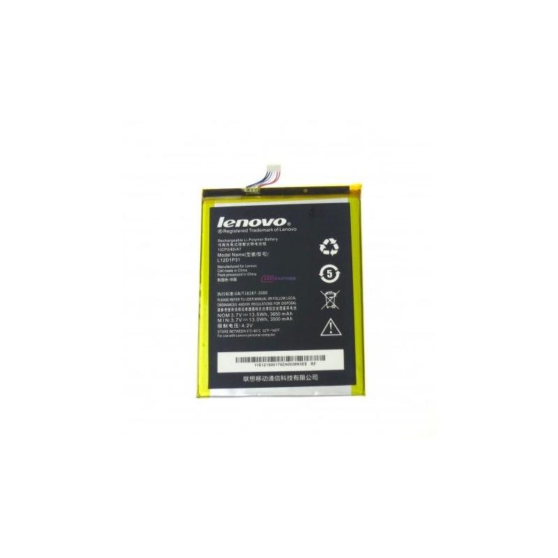 Baterie Lenovo L12D1P31 pro IdeaPad A3000, 3650mAh