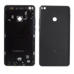 Xiaomi Mi Max 2 Battery Cover Assy - Black (Service Pack)