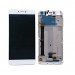 Xiaomi Redmi Note 5A Front Cover Display Module-AS White