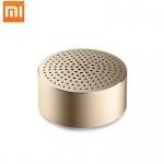 Xiaomi Portable Metal Bluetooth Speaker Gold