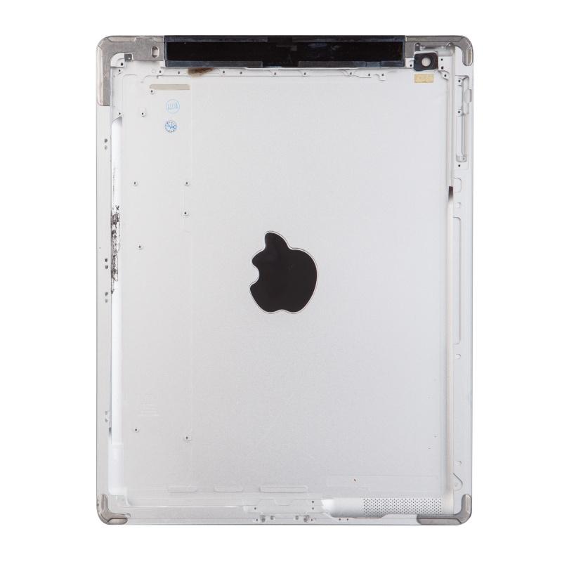Zadní kryt 3G Silver pro Apple iPad 3