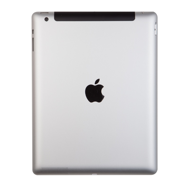 Back Cover 3G Silver pro Apple iPad 4