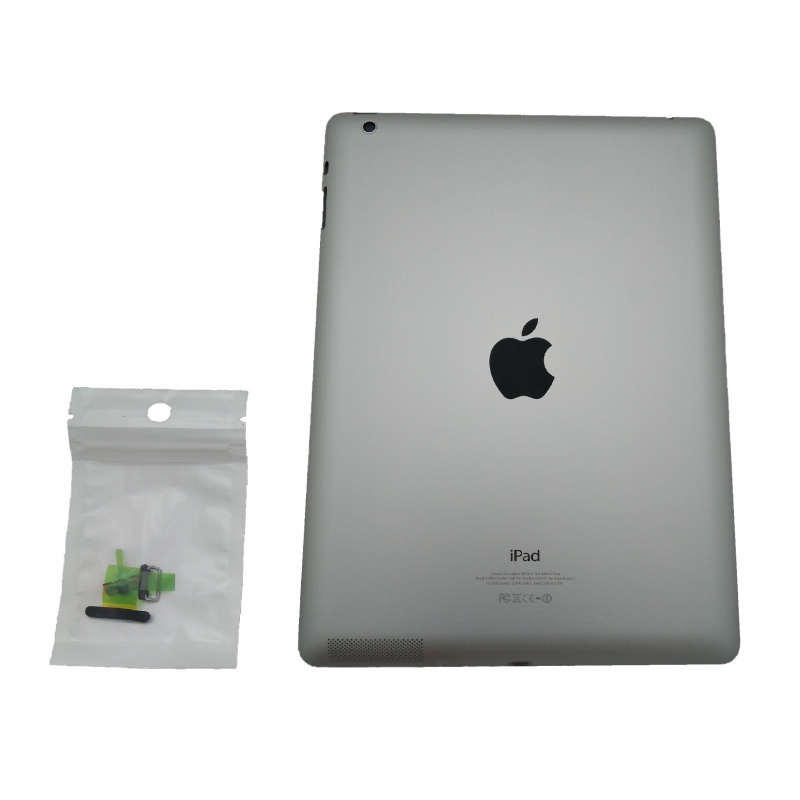 Back Cover WIFI Silver pro Apple iPad 4
