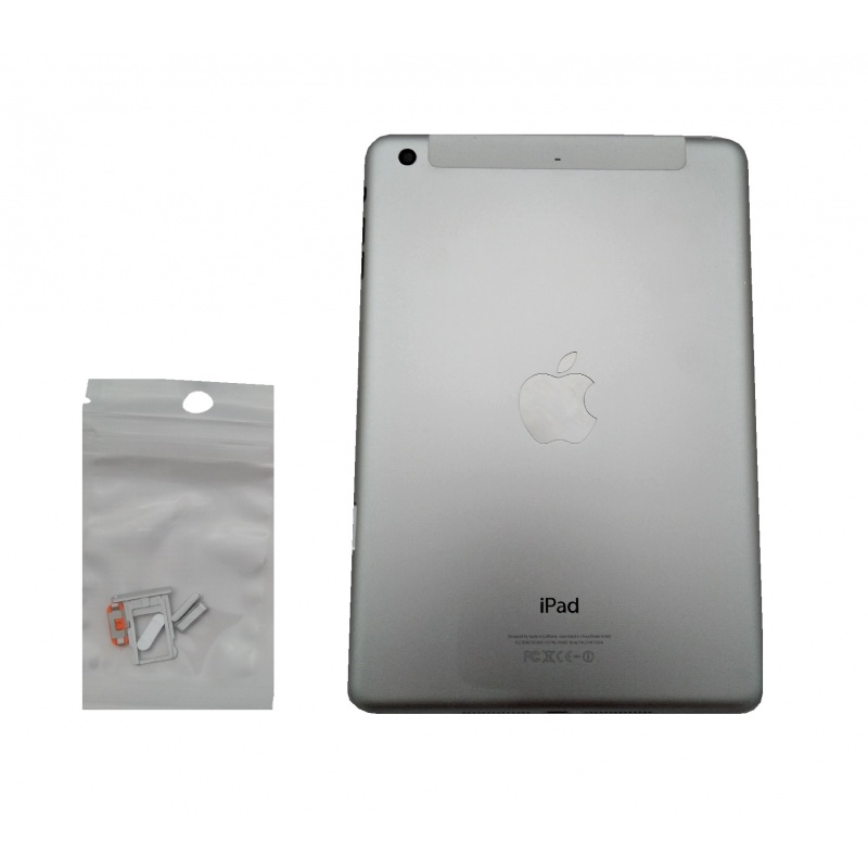Back Cover 3G Silver pro Apple iPad Mini 3