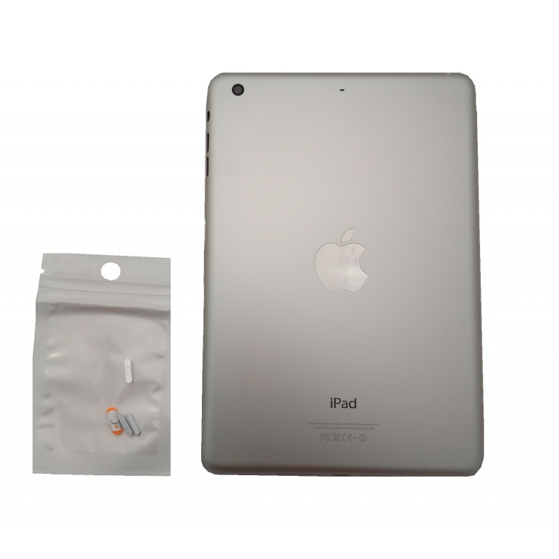 Back Cover WIFI Silver pro Apple iPad Mini 3