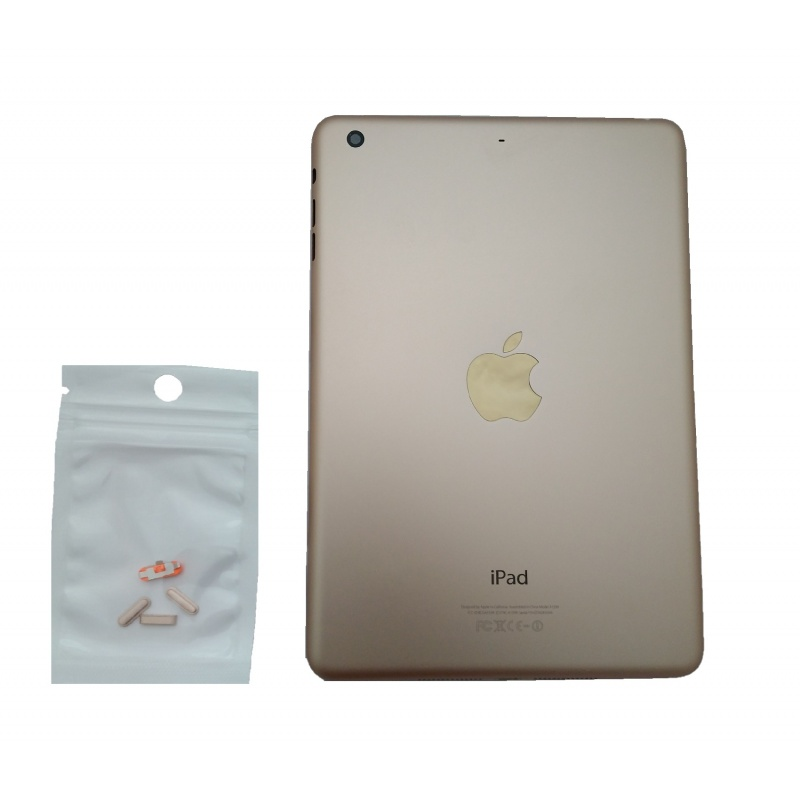 Back Cover WIFI Gold pro Apple iPad Mini 3