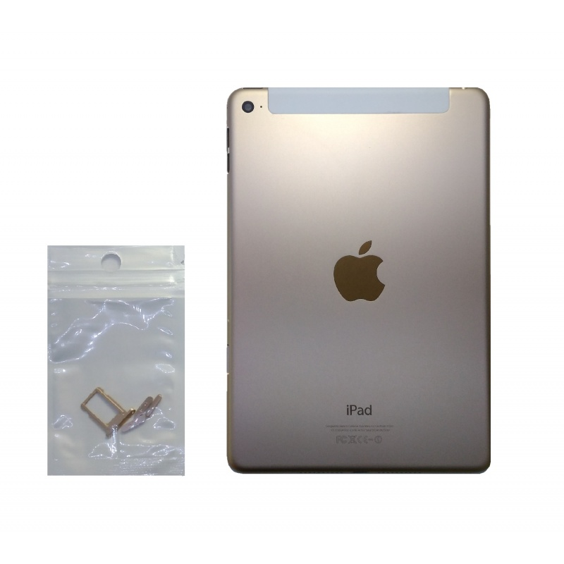 Back Cover 3G Gold pro Apple iPad Mini 4