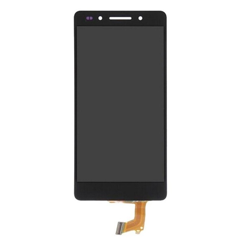 Huawei Honor 7 LCD + dotyk + rám (monoblok), černý