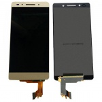 LCD + Touch + Frame (Assembled) pro Huawei Honor 7 Gold (OEM)