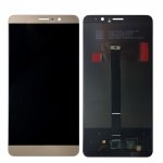 LCD + Touch + Frame (Assembled) pro Huawei Mate 9 Gold (OEM)