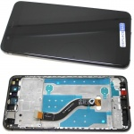 LCD + Touch + Frame (Assembled) pro Huawei P10 Lite - Black (OEM)
