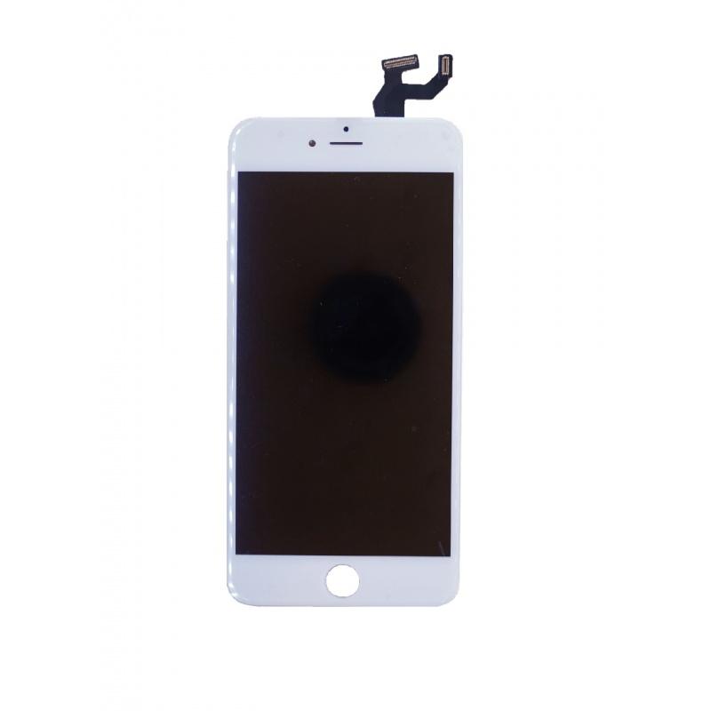 LCD + dotyk, bílá varianta pro Apple iPhone 6S Plus (InCell HO3)