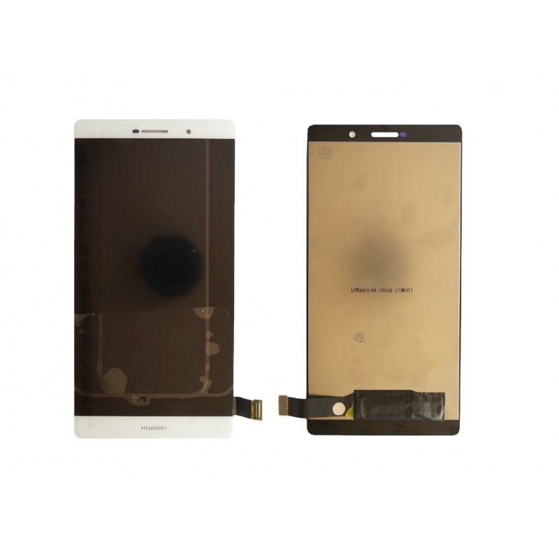 Huawei P8 Max LCD + dotyk, bílá varianta
