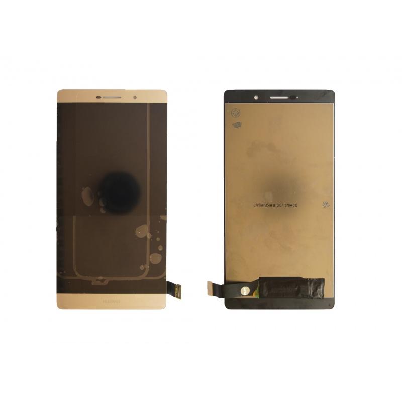 Huawei P8 Max LCD + dotyk, zlatý