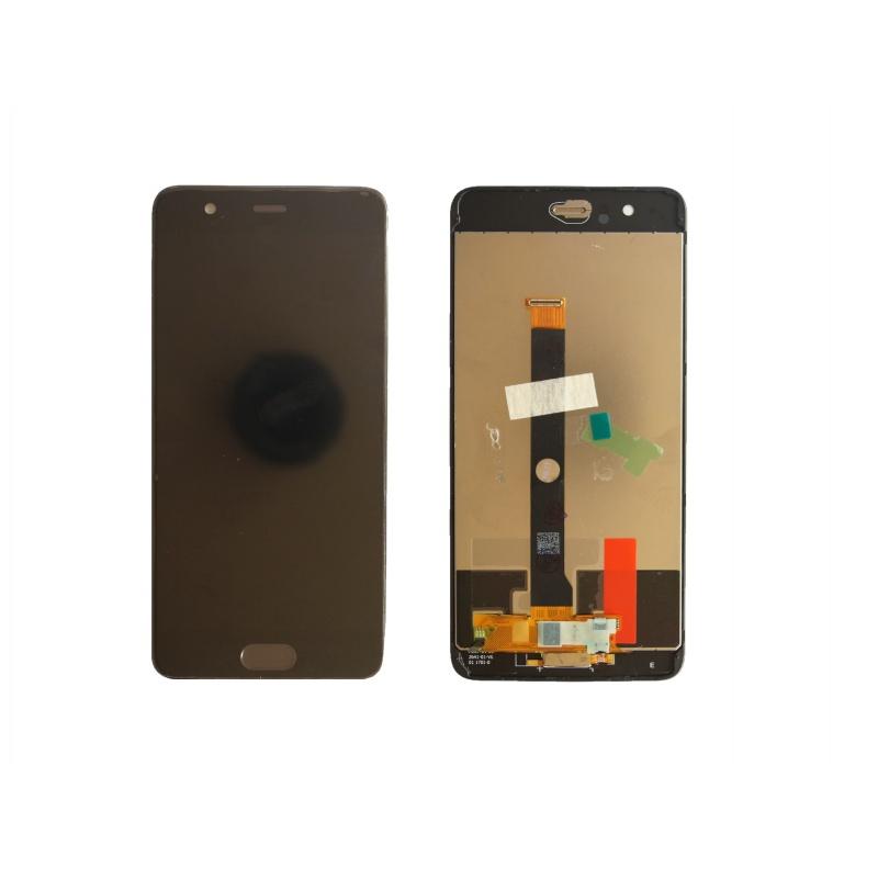 Huawei P10 Plus LCD + dotyk + rám (monoblok), černý