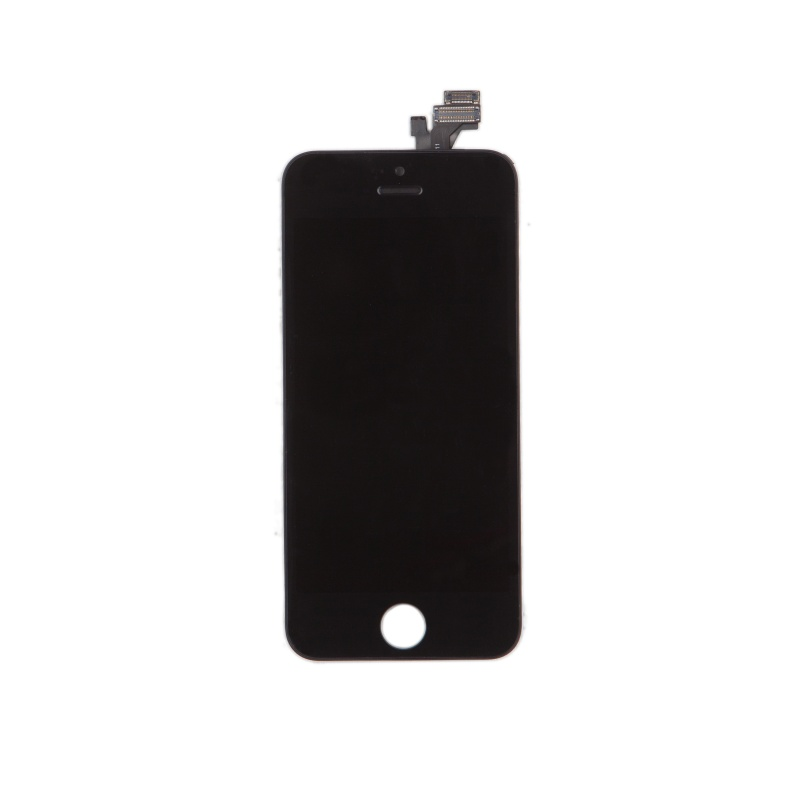 LCD + Touch Black pro Apple iPhone 5 (Refurbished)