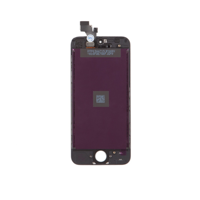LCD + dotyk, černá varianta pro Apple iPhone 5 (Refurbished)