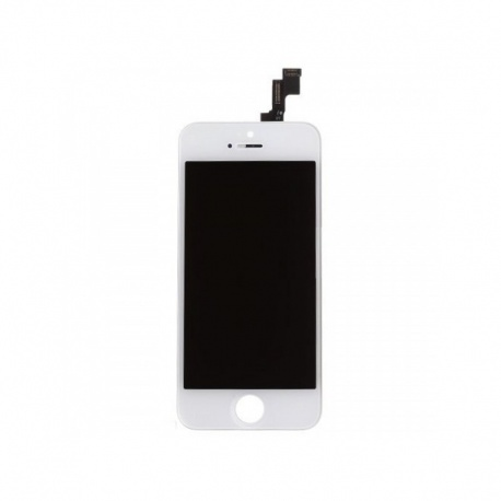 LCD + Touch White pro Apple iPhone 5S / SE (Refurbished)