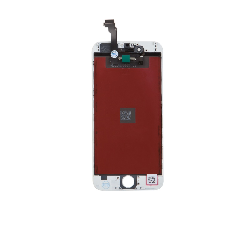 LCD + dotyk, bílá varianta pro Apple iPhone 6 (Refurbished)