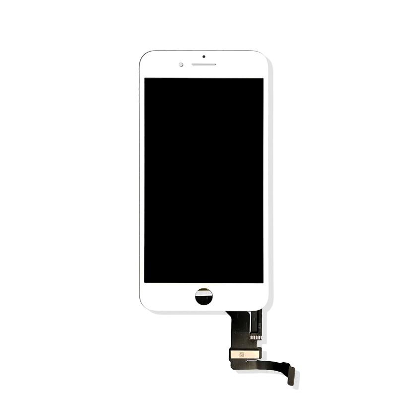 LCD + dotyk, bílá varianta pro Apple iPhone 7 Plus (Refurbished)