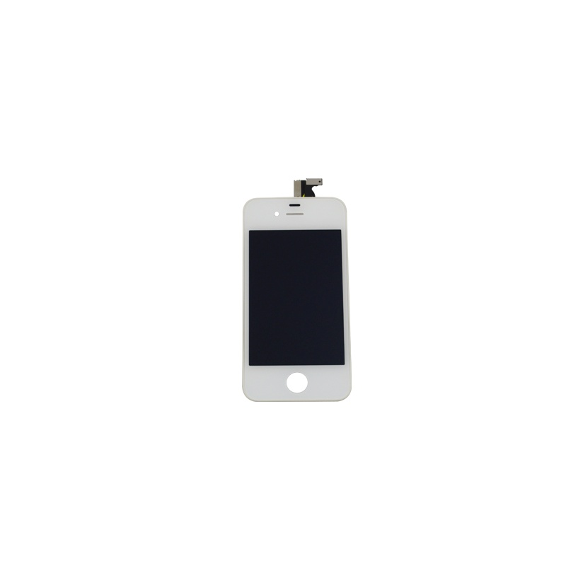 LCD + Touch White pro Apple iPhone 4 (PREMIUM OEM)