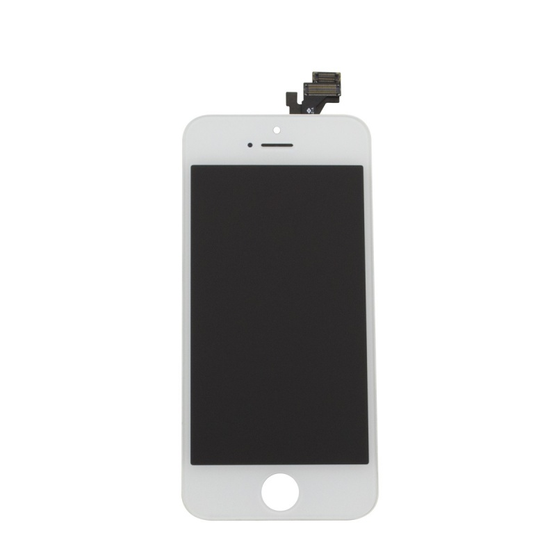 LCD + Touch White pro Apple iPhone 5 (PREMIUM OEM)