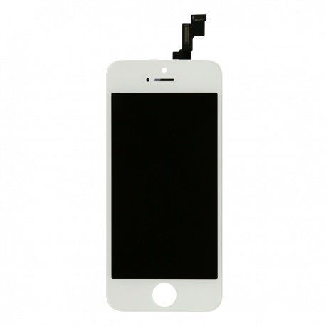 LCD + Touch White pro Apple iPhone 5S / SE (PREMIUM OEM)