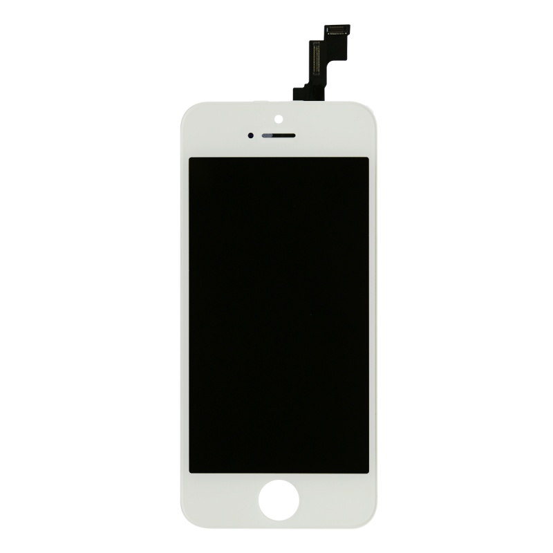 LCD + Touch White pro Apple iPhone 5S/SE (PREMIUM OEM)