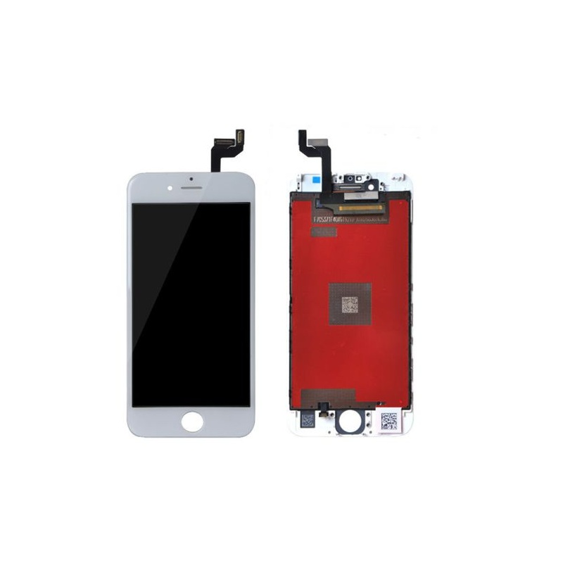 LCD + dotyk, bílá varianta pro Apple iPhone 6S (TianMa OEM)