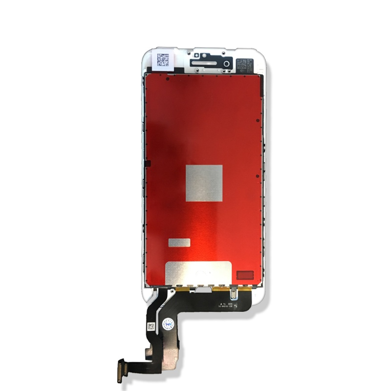 LCD + dotyk, bílá varianta pro Apple iPhone 7 (Genuine)