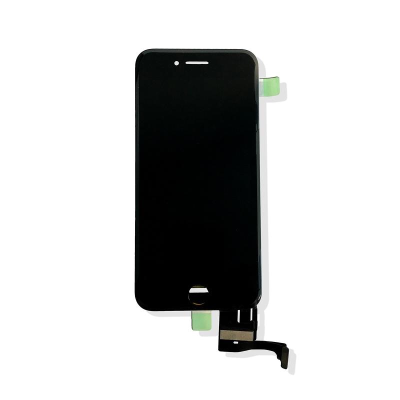 LCD + dotyk, černá varianta pro Apple iPhone 7 (Genuine)