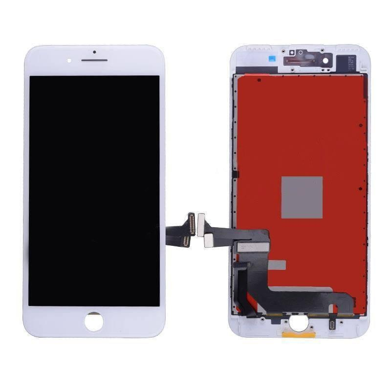 LCD + Touch White pro Apple iPhone 8 Plus (Genuine)