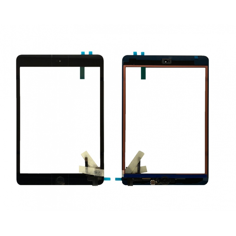 Touch with IC Black pro Apple iPad Mini 3